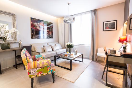 Appartement - Picture of Le Roi de Sicile, Paris - TripAdvisor