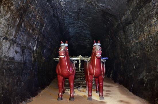 Mancheng County, China: Mancheng Han Tombs