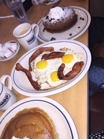 love this breakfast at ihop house of pancakes