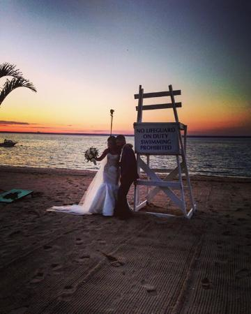 The Crescent Beach Club Wedding Of Your Dreams