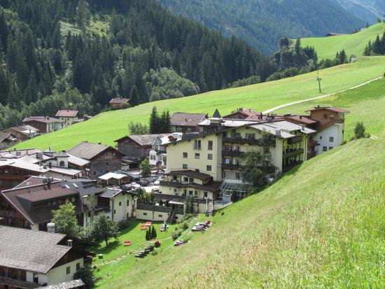 Aktiv- & Wellnesshotel Bergfried : Het hotel