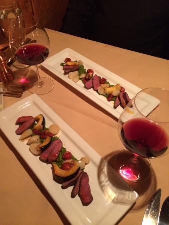 The Lakefront Restaurant : Winter Menu:  Lamb to Share