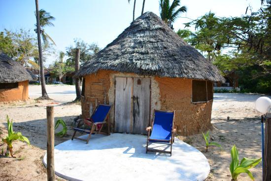 New Bagamoyo Beach Resort: die besagte Banda...
