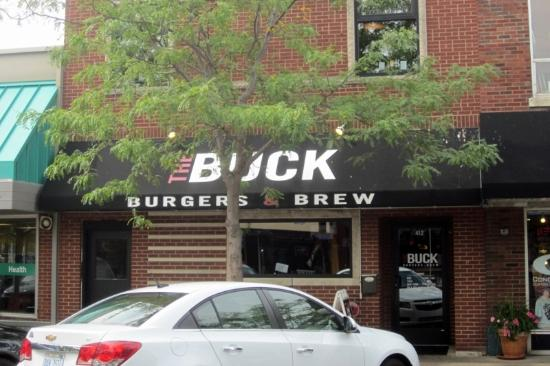 The Buck In Dtown St Joe Picture Of The Buck Burgers Brew