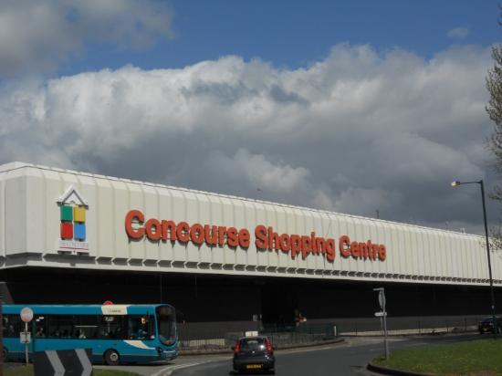 concourse skelmersdale traveller reviews the concourse shopping