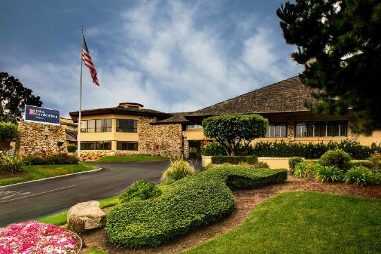 Hilton Garden Inn Monterey: Our Hotel Sits Among the Scenic Monterey Pines