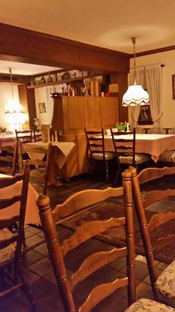 Landgasthof Hotel Hess: Restaurant