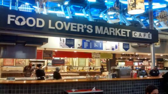 The Food Lover's Market