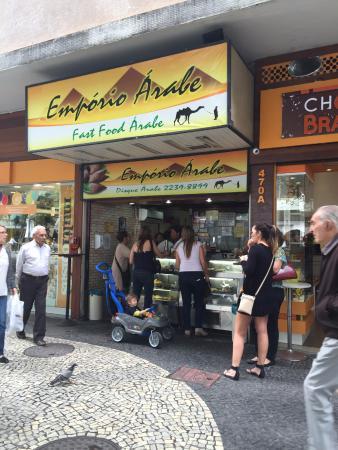Emporio Arabe Fast Food