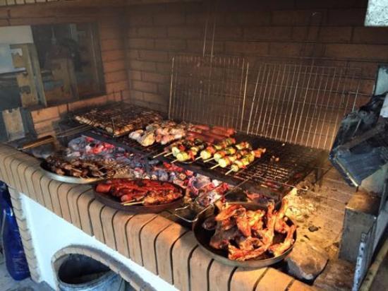 Irene Apartments: BBQ night