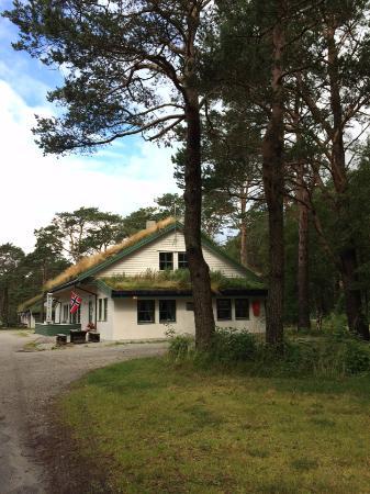 Sandnes Hytter & Camping, Volstadskogen