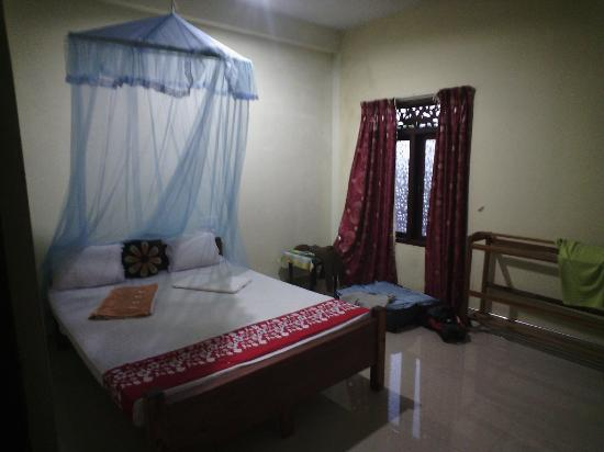 Sigiri Lion Lodge : la chambre