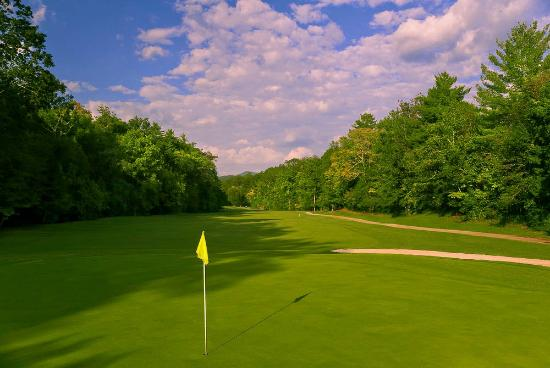 Townsend, TN : Fairway and Green
