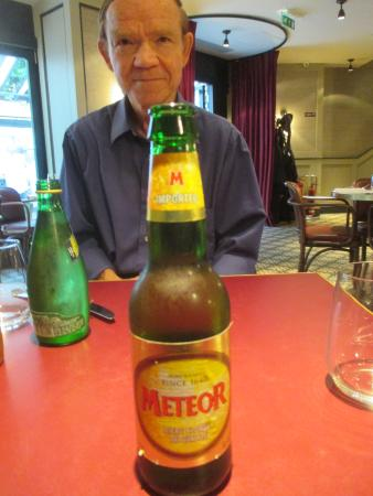 Cote Brasserie - Cardiff Central: French beer!