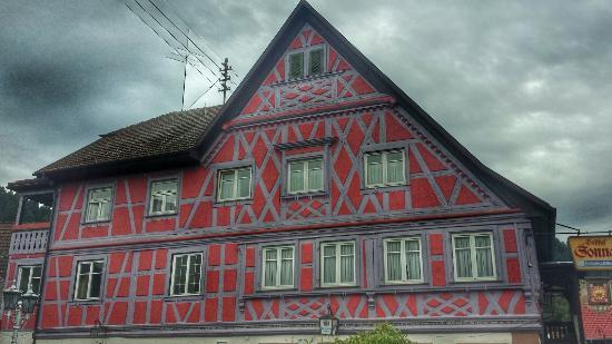 Schenkenzell, Tyskland: Hotel Restaurant Sonne