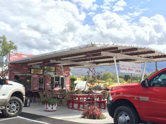 Fillmore, UT: Cluff's Drive Inn