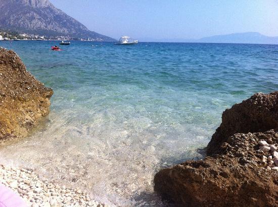 Brist, كرواتيا: The sea