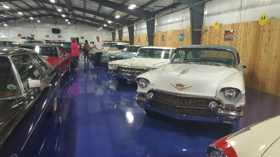 Cool Old Cars Picture Of Bill S Backyard Classics Amarillo