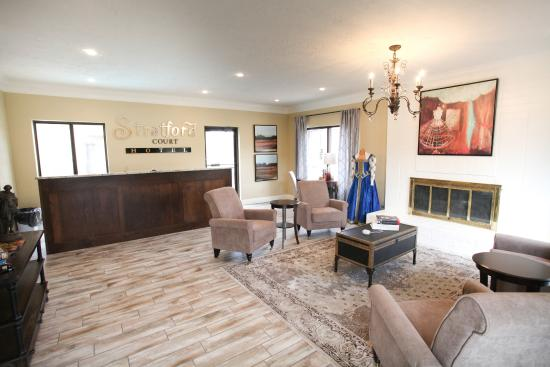 Stratford Court Hotel 56 6 8 Updated 2017 Prices Reviews Cedar City Utah Tripadvisor
