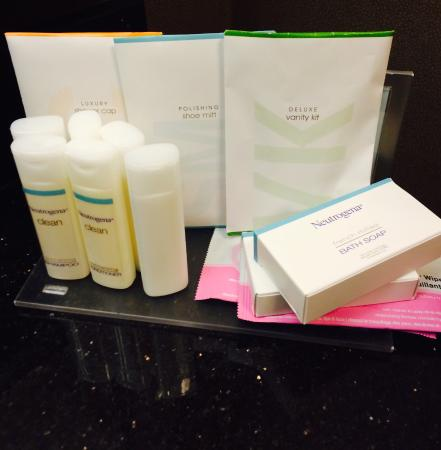 Hampton Inn & Suites - Paso Robles: Toiletries