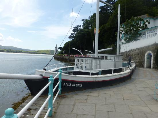 The Stone Boat Picture Of Portmeirion Village