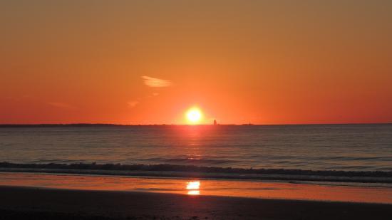 Cape Sable Island, Canada: Sunrise on Daniels beach