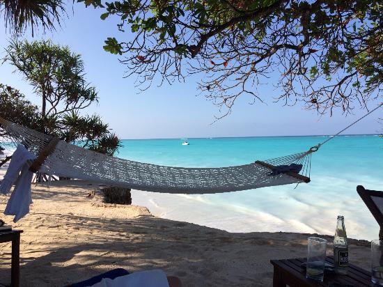 Ras Nungwi Beach Hotel Hammock With Shade