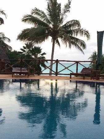 Ras Nungwi Beach Hotel: Pool