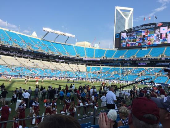 The Bank of America Stadium: photo0.jpg