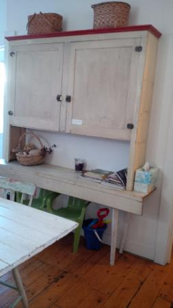 thebay furniture. By The Dock Of Bay Cottages: Kitchen Old Piece Furniture Thebay