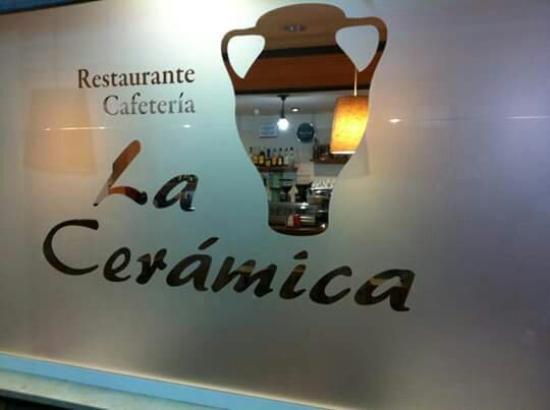Petrer: Restaurante La Ceramica