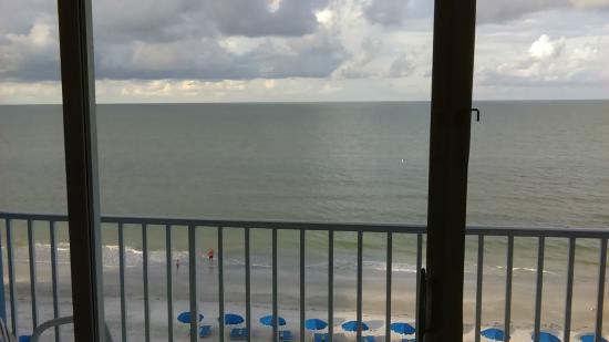 Doubletree Beach Resort by Hilton Tampa Bay / North Redington Beach: View of the Gulf