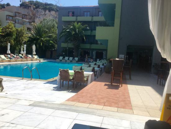 La Piscine Art Hotel: Pool