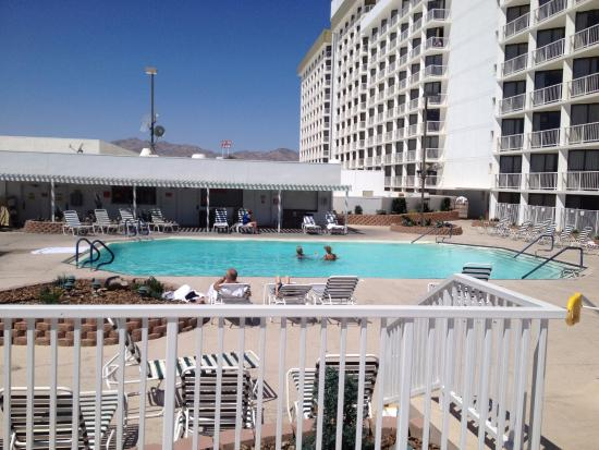 Don Laughlin S Riverside Resort Upper Pool