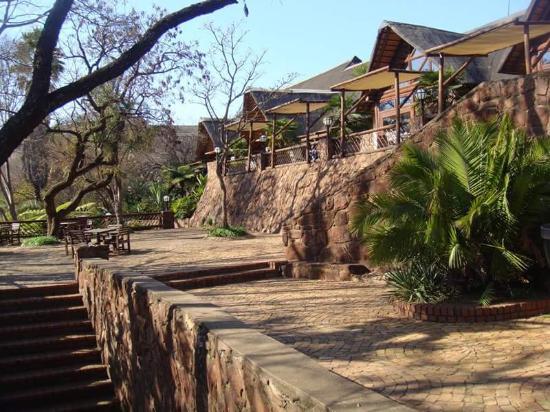 Middelburg, Νότια Αφρική: Reataurant area