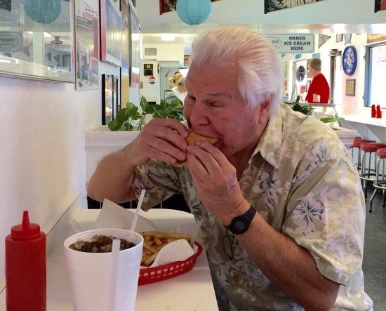 Hot Dog Heaven Orlando Menu