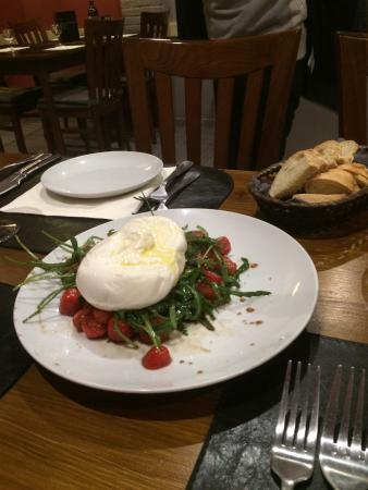 Fine Italian with high-end seasonal ingredients