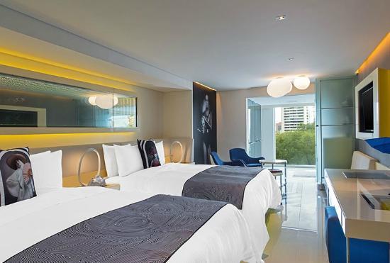 W Mexico City: Double Wonderful Room