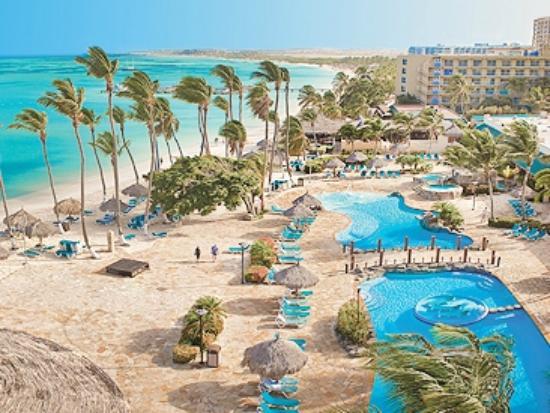 Holiday Inn Resort Aruba Beach Palm