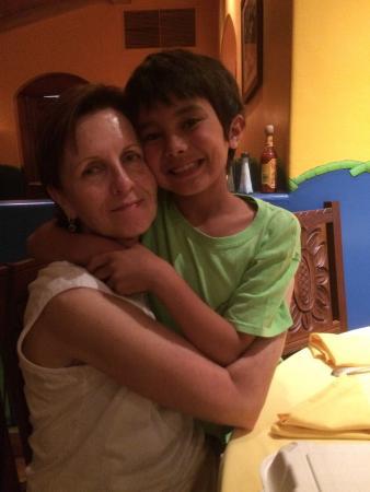Adobe Grill @ La Quinta Resort: Mamma & Son