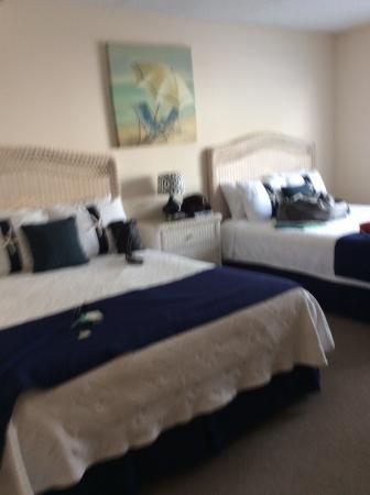 Seaport Inn Motel: Room 105