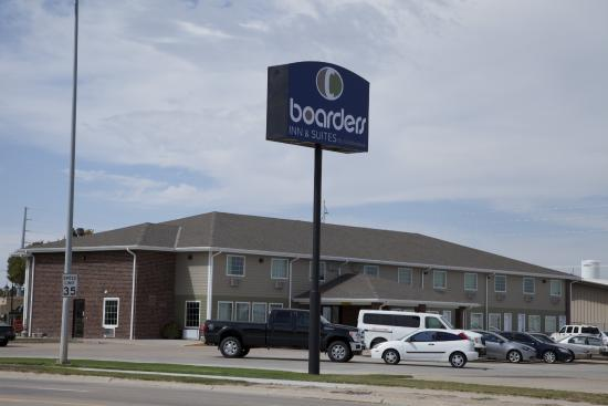 Boarders Inn and Suites Broken Bow, NE