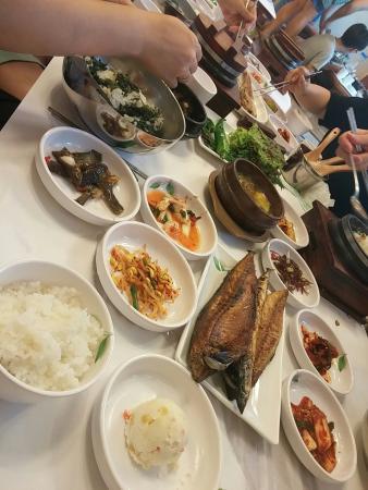 Top 6 restaurants in Yeongwol-gun, South Korea