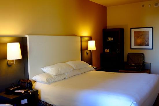 Hyatt at Olive 8 room