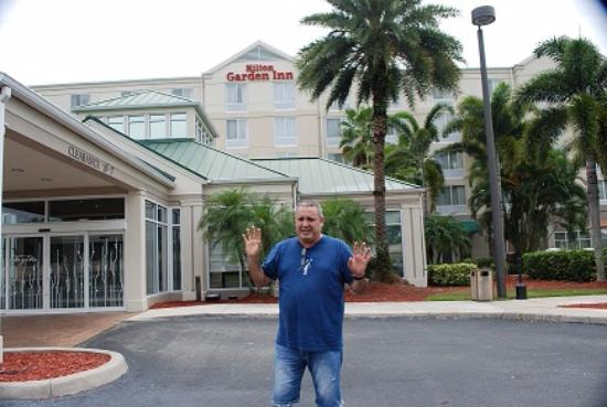 Hilton Garden Inn Fort Myers: Frente Hotel Hilton Garden Fort Mayer FL Awesome Ideas