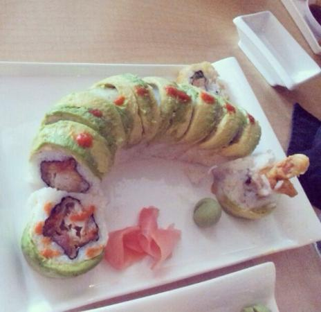 Samurai Sushi: El mejor sabor e ingredientes de sushi