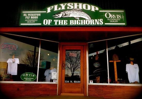 The Fly Shop of the Bighorns