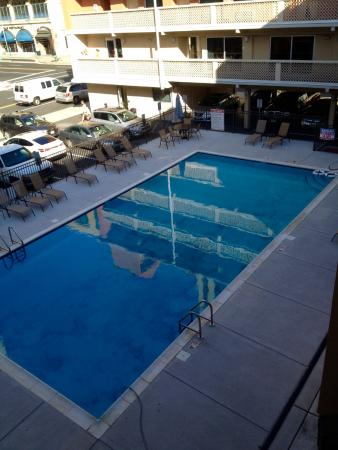 Atlantic Pool hotel pool a bit picture of tryp by wyndham atlantic city