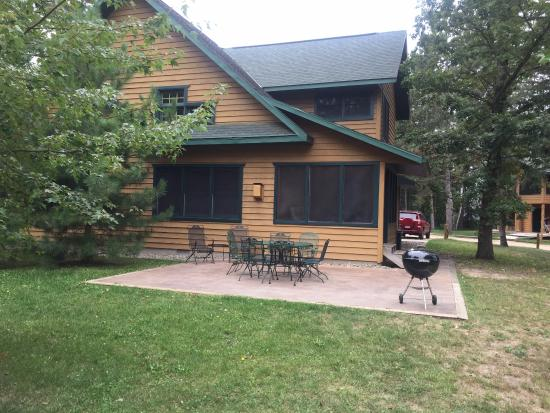 Pequot Lakes, MN: the Island
