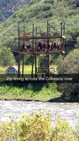 Glenwood Canyon Zipline Adventures: photo0.jpg
